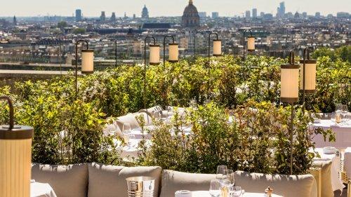 Les plus beaux restaurants déco de l'été à Paris