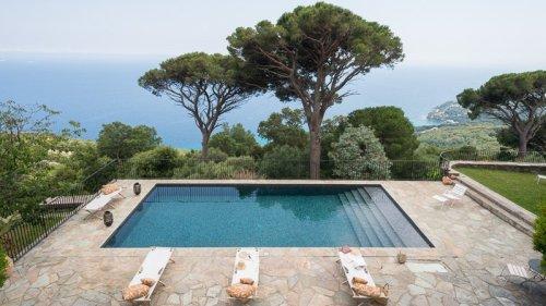 De Porto-Vecchio à Piana, les plus beaux hôtels de Corse