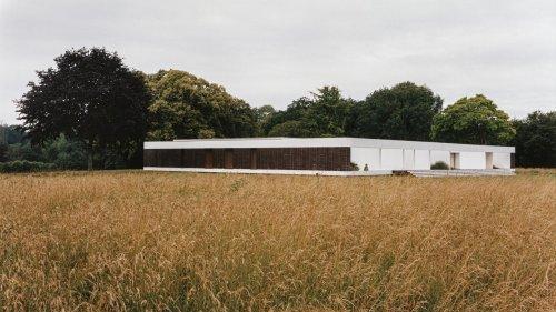 La villa Weil, chef-d'œuvre moderniste de Jean Dubuisson