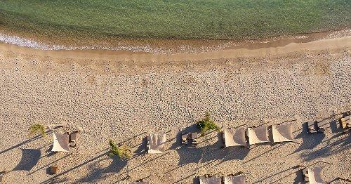 Un restaurant de chefs sur l'une des plages les plus paradisiaques de Turquie