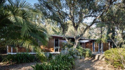 À vendre, la Villa Seynave chef-d'œuvre moderniste de Jean Prouvé