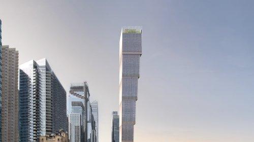 David Adjaye conçoit la deuxième plus haute tour de Manhattan