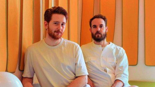 Marc-Antoine Biehler et Amaury Graveleine, les jeunes architectes d'intérieur à suivre