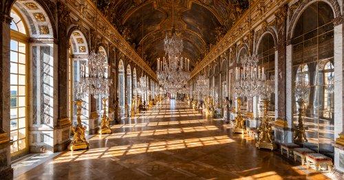 La visite virtuelle du jour : le Château de Versailles