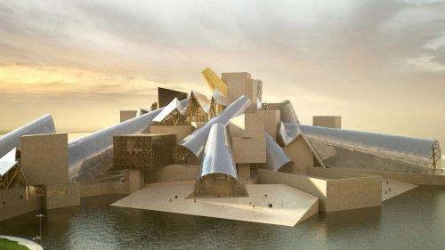 Un musée Guggenheim à Abu Dhabi en 2025
