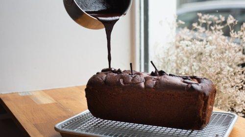 La recette du cake poire chocolat du restaurant Gramme