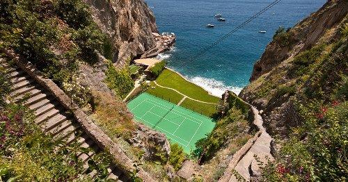 Les plus beaux courts de tennis dans le monde