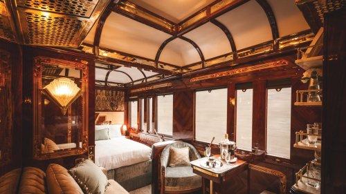 À bord du Venice Simplon Orient-Express, le voyage ultime en Toscane