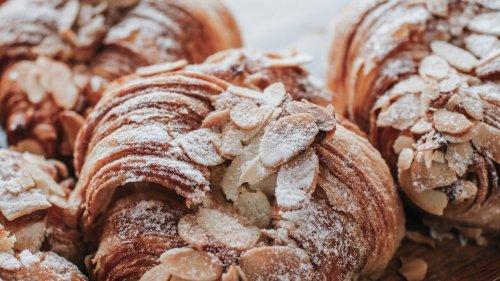 La recette du croissant aux amandes du chef étoilé Alain Passard