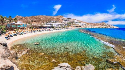 Les 10 plus belles îles des Cyclades où passer ses vacances