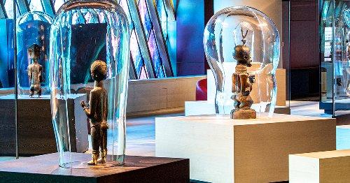 Une nouvelle collection au Quai Branly mise en valeur par Jean Nouvel