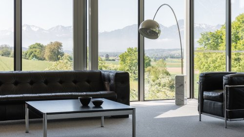 Un joyau de l'architecture rationaliste en Suisse