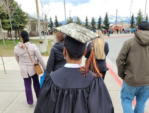 My Iñupiaq son's graduation cap was taken away. That's part of a bigger problem.