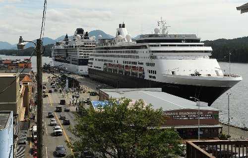 U.S. Senate allows Alaska-bound cruise ships to bypass Canada; House action could allow summer cruises this year