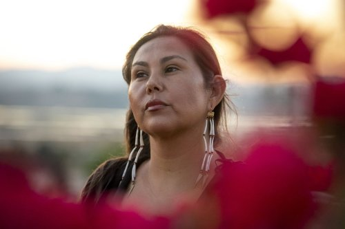 Climate change is endangering sacred land. For these Native women, it threatens 'everything we are.'