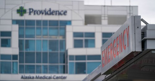 Impossible choices inside Alaska's inundated hospitals