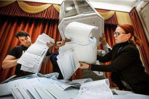 Elezioni Russia, vince il partito Putin