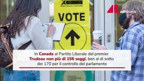 Elezioni in Canada e Russia, i risultati