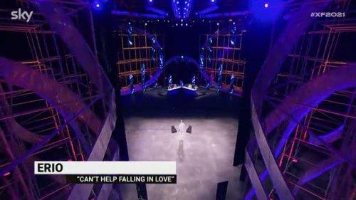 X Factor 2021, Erio strega i giudici con la sua cover di Elvis Presley