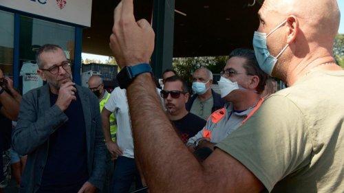 """Gkn, Formigli: """"Blocco licenziamenti è vittoria degli operai"""""""