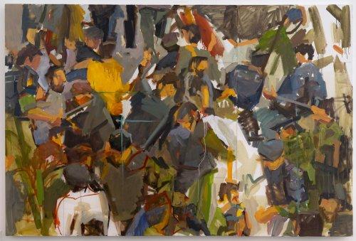 A Roma la mostra 'Full Renaissance' personale dell'artista iraniano Amir Houssein Akhavan