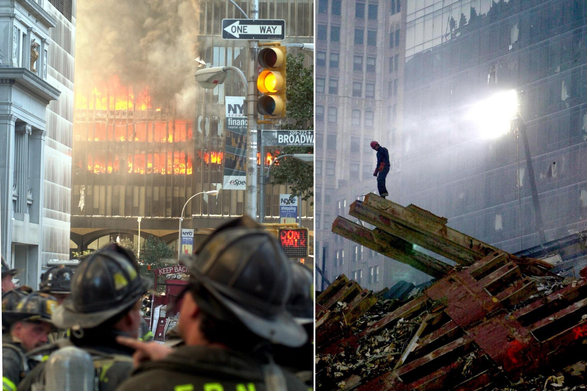 """11 settembre, il ricordo su Twitter: """"Niente fu più lo stesso"""""""