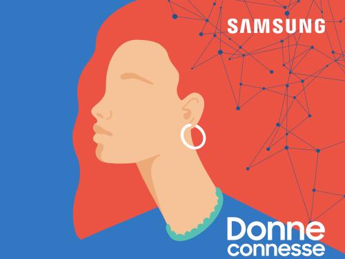 """Al via """"Donne Connesse"""", nuova serie podcast firmata Samsung Italia"""