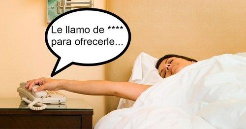 Movistar, Orange, Vodafone y MásMóvil no te llamarán a la hora de la siesta