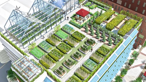 Can 'Agritecture' Help Us Adapt to Climate Change? These Architects Think So