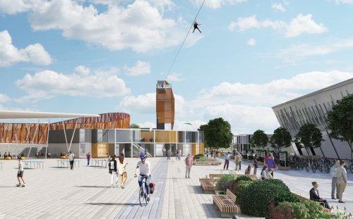 Scott Brownrigg Designs New Velodrome and ISV Masterplan for Cardiff