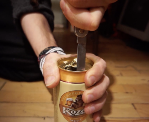 Turn a Beer Can Into Camping Stove in 5 Minutes