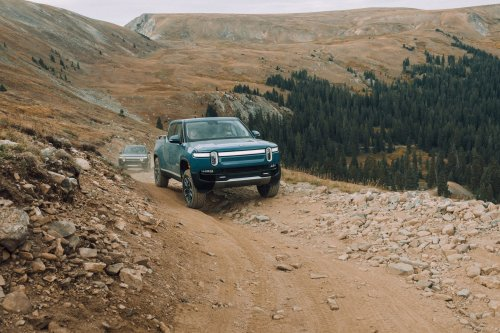 Drive Test: Rivian R1T Sets a New Standard for Pickups—Gas or Electric