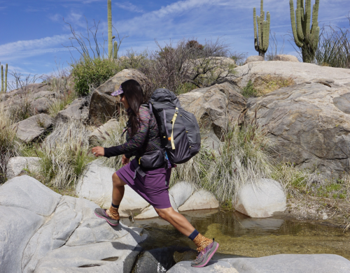 How Hiking Across Arizona Helped Rebuild, and Maybe Save, a Life