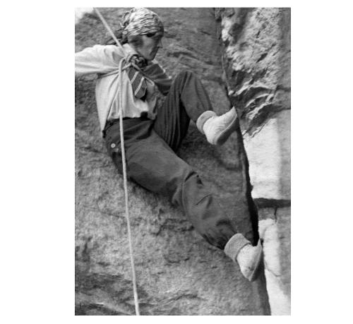 Men? Mountaineer Miriam O'Brien Underhill Don't Need No Stinkin' Men