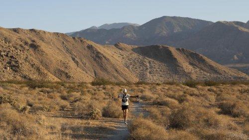 Dude Runs Entire Pacific Crest Trail in 51 Days