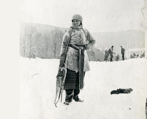 Dora Keen Pioneered Some of Alaska's Toughest Mountain Routes