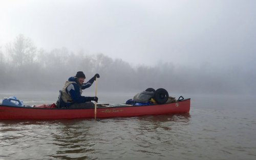 Neal Moore's Two-Year Canoe Journey Across America and Into the Light
