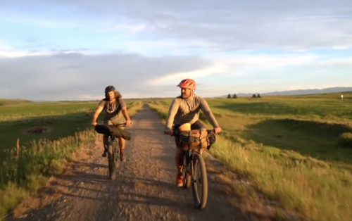 Bikepacking to a Yellowstone Honey Pot for Native Trout