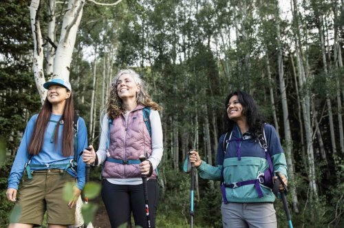 Are You a Woman Over 50? This Hiking Initiative Wants to Sponsor You