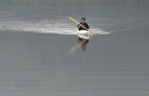 Your Moment of Zen Is This Man Hand-Building a Wooden Kayak