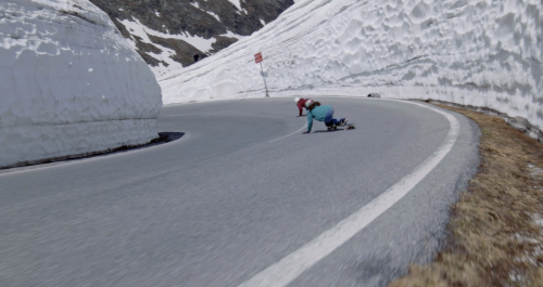In Austria, a Different Kind of Downhill