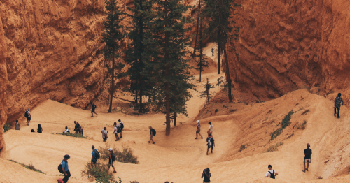 Maybe We Should Rethink Those National Park Bucket List Moments