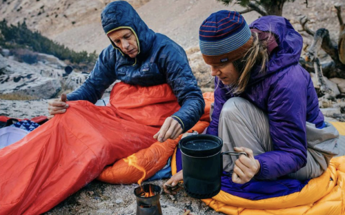 Check Out Patagonia's 'Untethered' Minimalist Cooking and Sleeping Kit