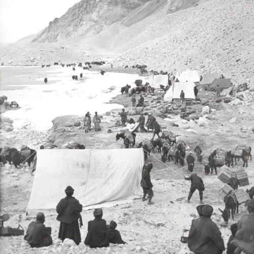 Alpine Club Celebrate 100 Years Of Everest