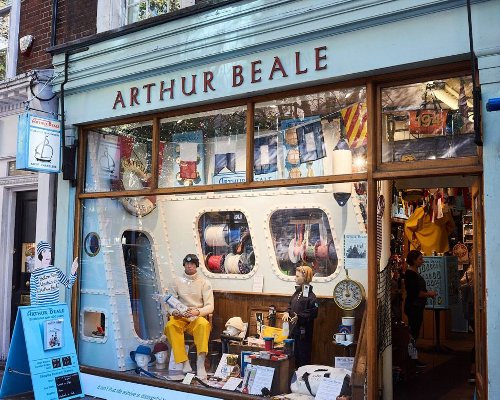 500-Year Old Gear Shop Arthur Beale to Close Its Doors | The Adventure Blog