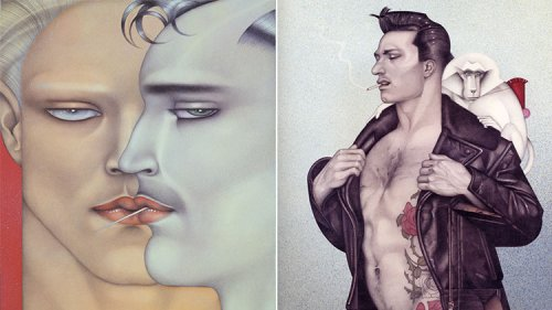 Smooth and Wicked: The Art of Mel Odom