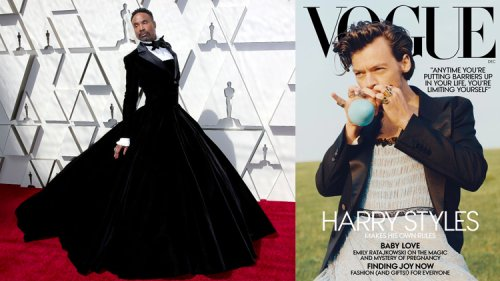 Billy Porter Has Something to Say About That Harry Styles Vogue Cover