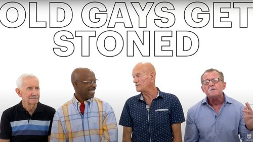 Watch 'Old Gays Get Stoned' in Celebration of 4/20