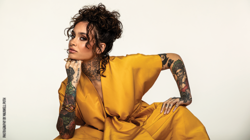 How Kehlani Carved a Path As a Queer Musician and Mom