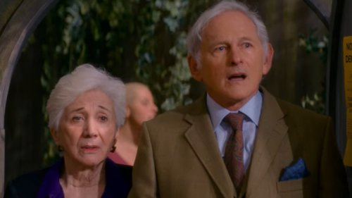 Victor Garber on His Co-Star (and Gay Icon) Olympia Dukakis